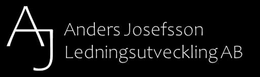 Anders Josefsson Ledningsutveckling AB